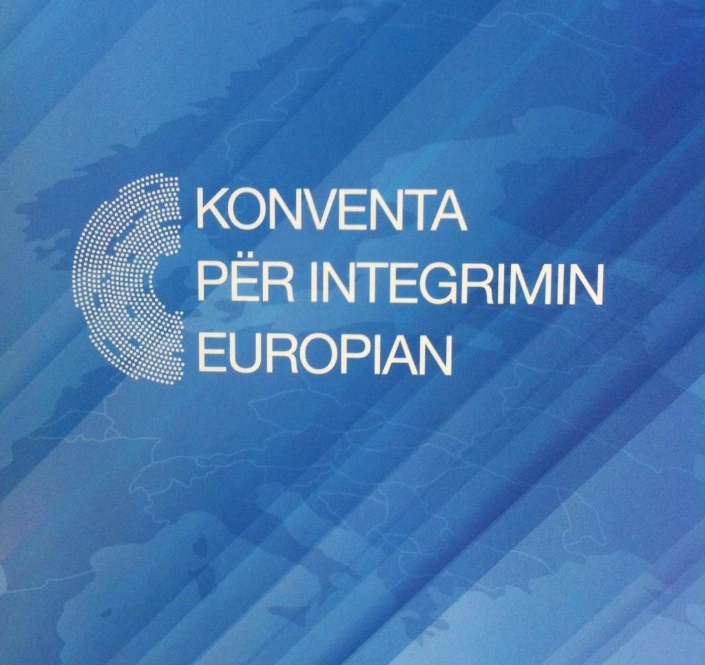 Konventa Kombëtare e Integrimit Europian