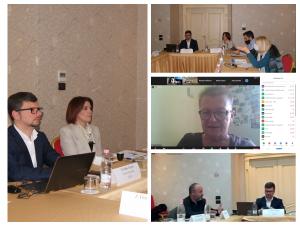 WG III, Session 2: Marketing standards and Organic Production- European legislation updates, 21 April 2021