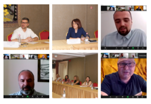 WG III, Session 5: Establishment, organization and operation of the Farm Accountancy Data Network (FADN) and best practices from Slovakia, 22 June 2021